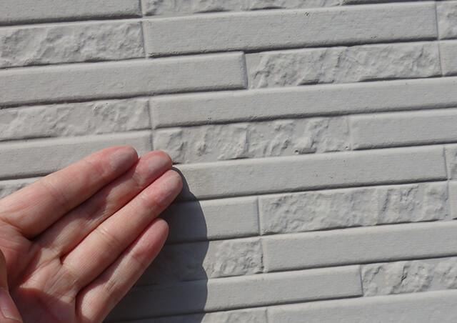外壁の劣化−チョーキング